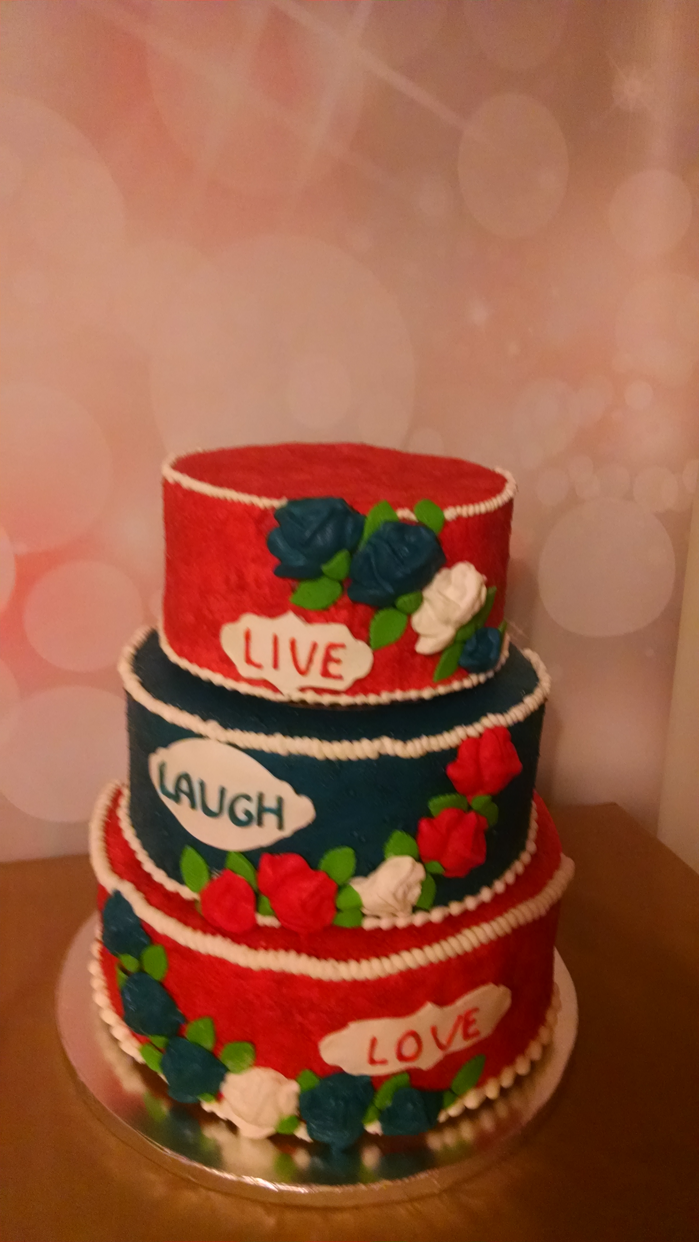 Cake Decorating Classes Wakefield : Newly Wed Cakes - Bakery List